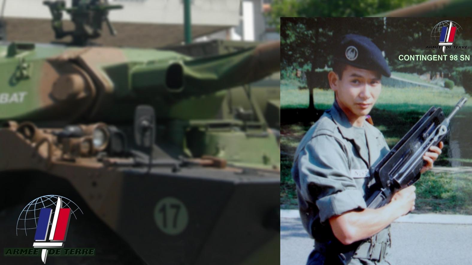 France tankarmeedeterre contingent98sn bn