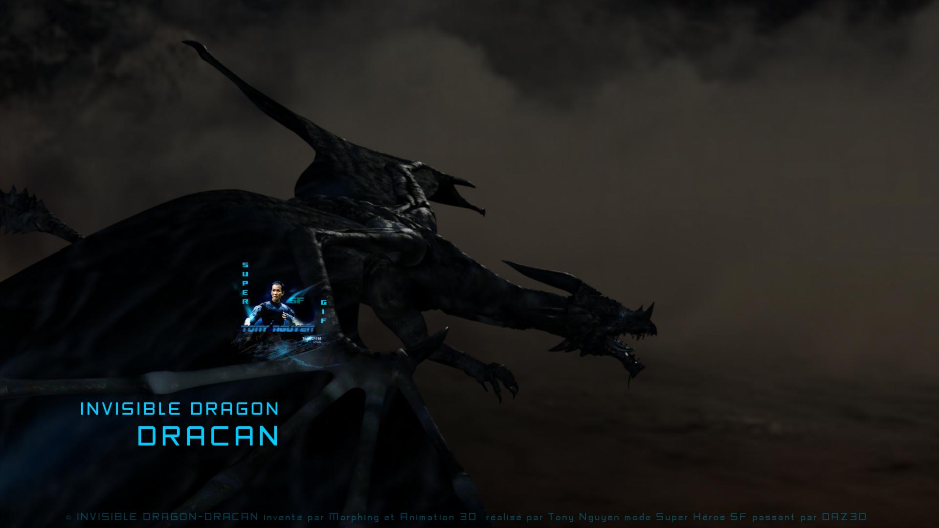 Dracan invisibledragon morphingsurdaz3d inventepartonynguyensf
