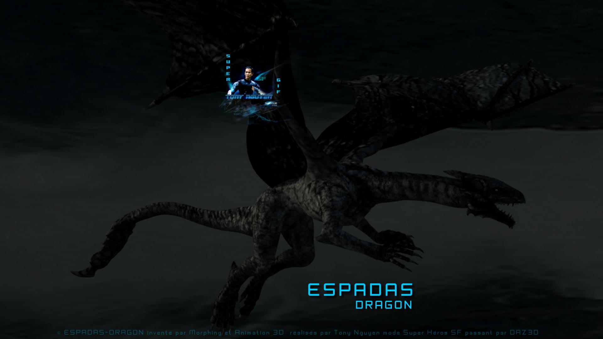 Espadas dragon morphingsurdaz3d inventepartonynguyensf