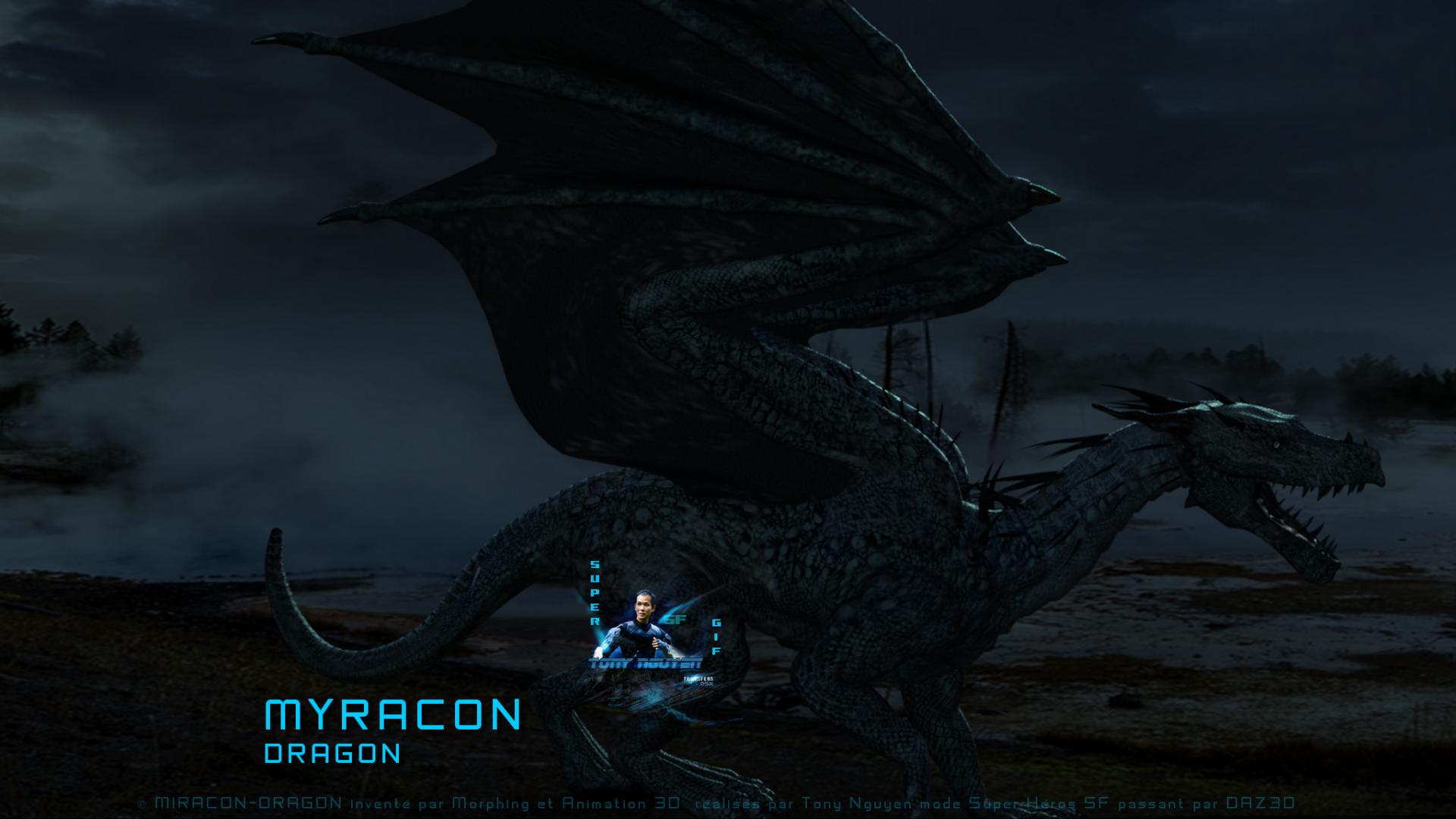 Miracon dragon morphingsurdaz3d inventeepartonynguyensf